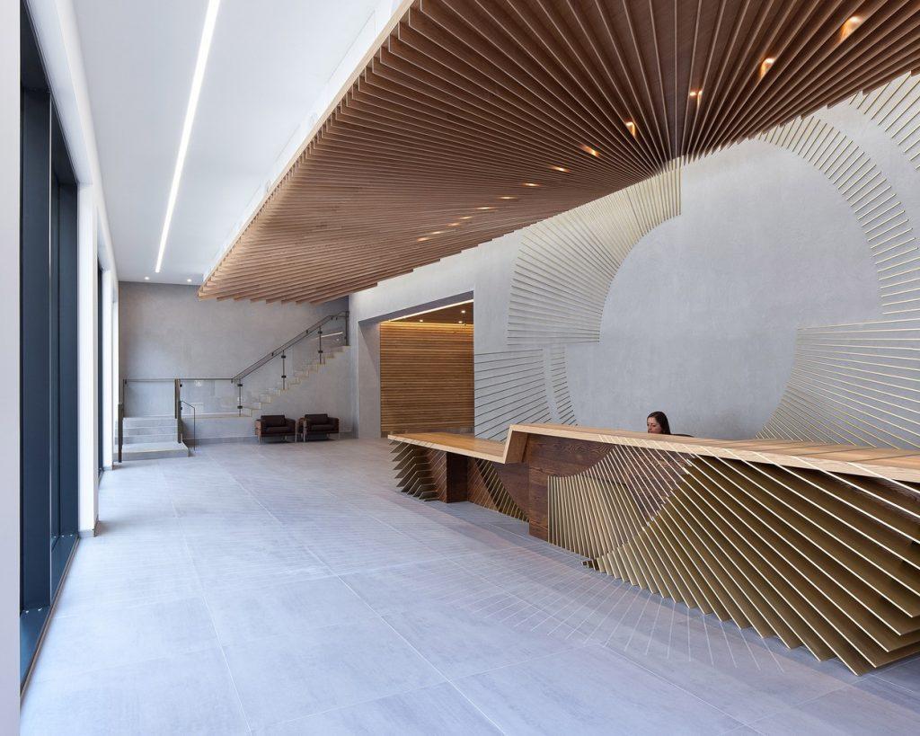 reception desks ideas