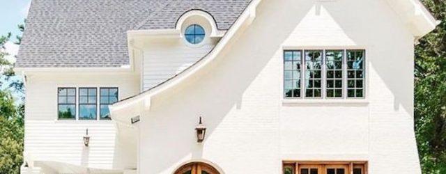 brick designs on houses