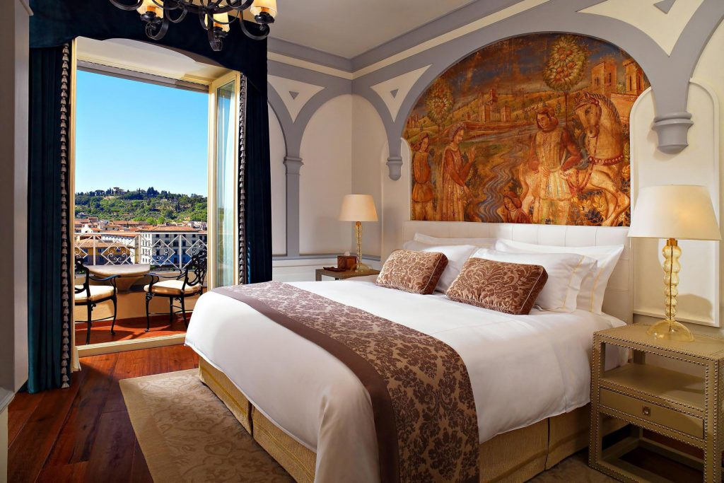 lavish room