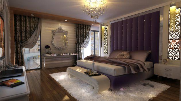 lavish bedroom ideas