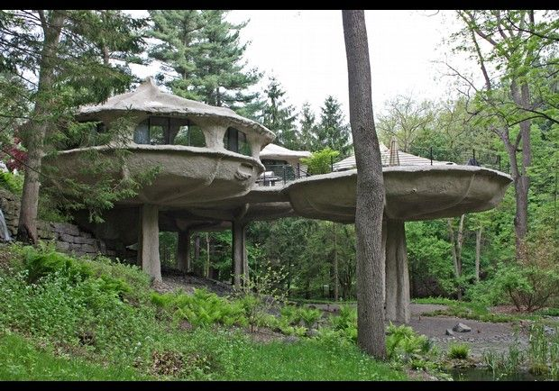 crazy cool houses