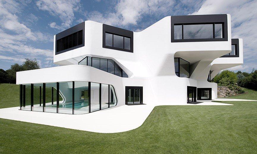 strange mansions